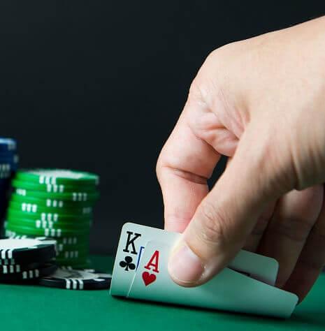 Blackjack online jugadores