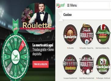 Apuesta Segura Casino Paf con retorno de hasta 20 euros por pérdidas
