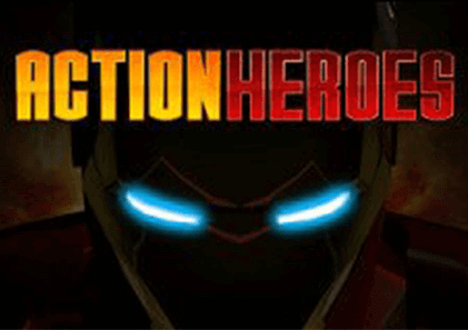 tragaperras Action Heroes