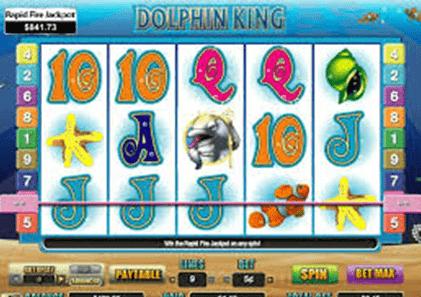 Dolphin King tragamonedas