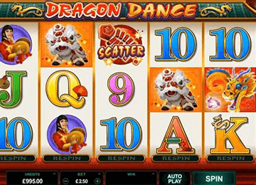 tragaperras Dragón Dance