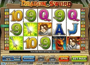 Dragón Sword tragamonedas