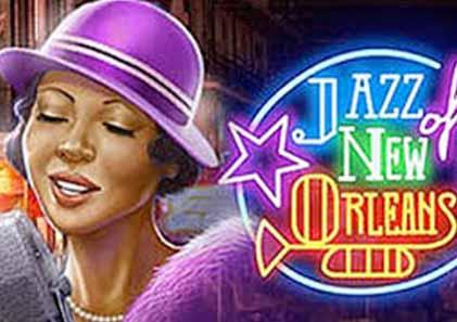 tragaperras Jazz New Orleans
