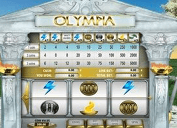 tragaperras Olympia