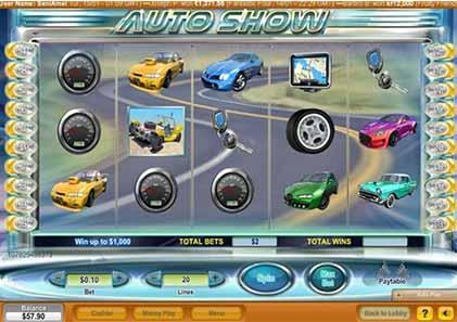 Auto Show tragamonedas