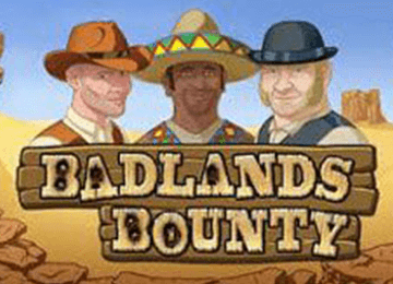 tragaperras Badlands Bounty