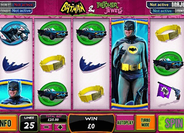 Batman and the Joker Jewels tragamonedas