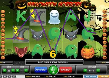Halloween Horrors tragamonedas