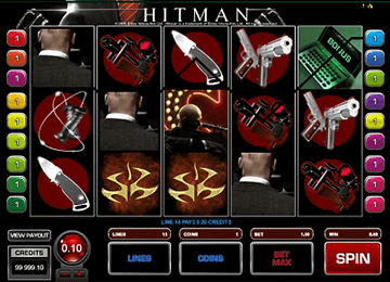 tragaperras Hitman