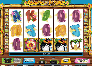slot Penguins in Paradise