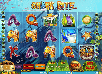 slot Shark Bite