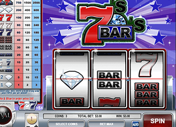 slot Action Star Bar