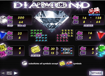 tragaperras Diamond