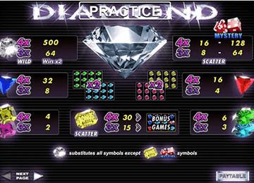 tragaperras Diamond