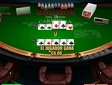 Poker Caribeño gratis online