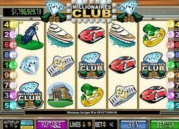 tragaperras Millionaire's Club