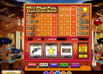 tragaperras Wild West Slots