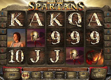 slot Age Of Spartan Spin 16