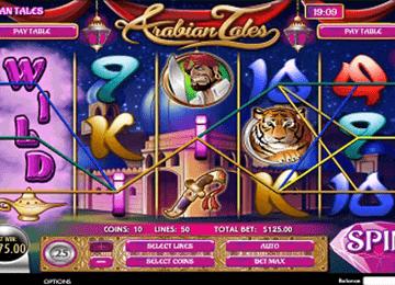 slot Arabian Tales