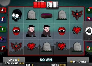 tragaperras Blood Bank