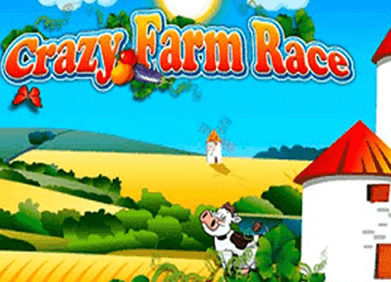 slot Crazy Farm Race