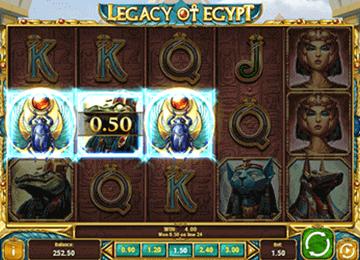 slot Legacy of Egipt