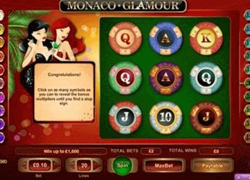 slot Monaco Glamour