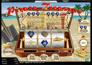 tragaperras Pirate Treasure