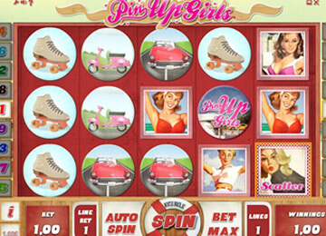 slot Pin Up Girls