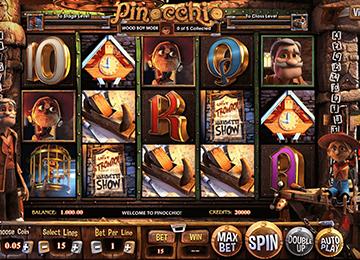 slot Pinocchio