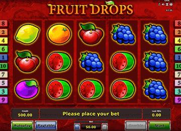 tragaperras Fruit Drops