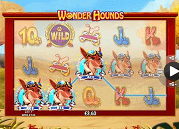slot Wonder Hounds