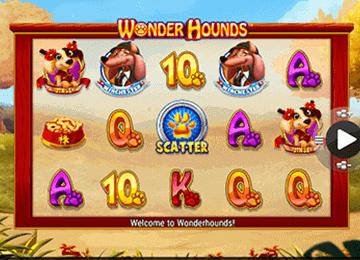 tragaperras Wonder Hounds