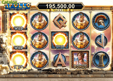 slot Apollo God of the Sun