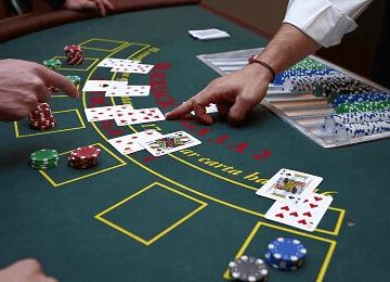 Blackjack en vivo actual gaming