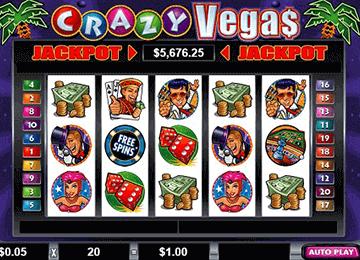 Crazy Vegas tragamonedas