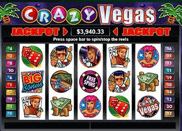 tragaperras Crazy Vegas