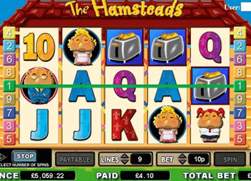 Los Hamsteads tragamonedas