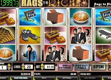 Rags to Rich tragamonedas