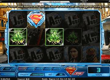 tragaperras Superman: El último hijo de Criptón