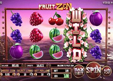 Fruit Zen tragamonedas