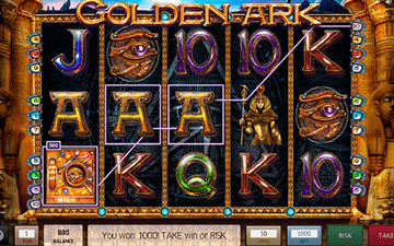 Golden Ark tragamonedas