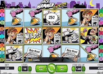Jack Hammer tragamonedas
