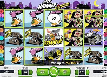tragaperras Jack Hammer