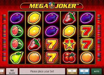 Mega Joker tragamonedas