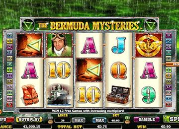 tragaperras The Bermuda's Mysteries