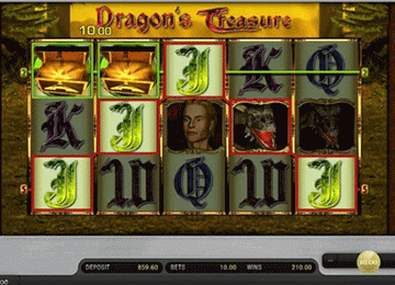 tragaperras Dragon Treasure