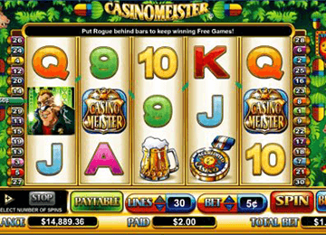 Casinomeister tragamonedas