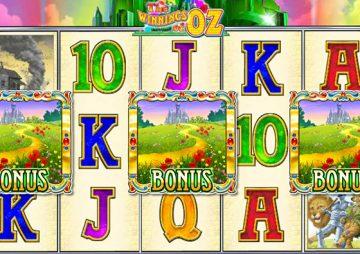 Slot The Winning of Oz