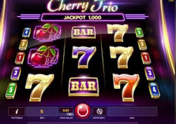 Slot Cherry Trio